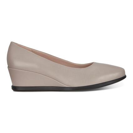 ECCO Shape 45 Women's Wedge Loafers