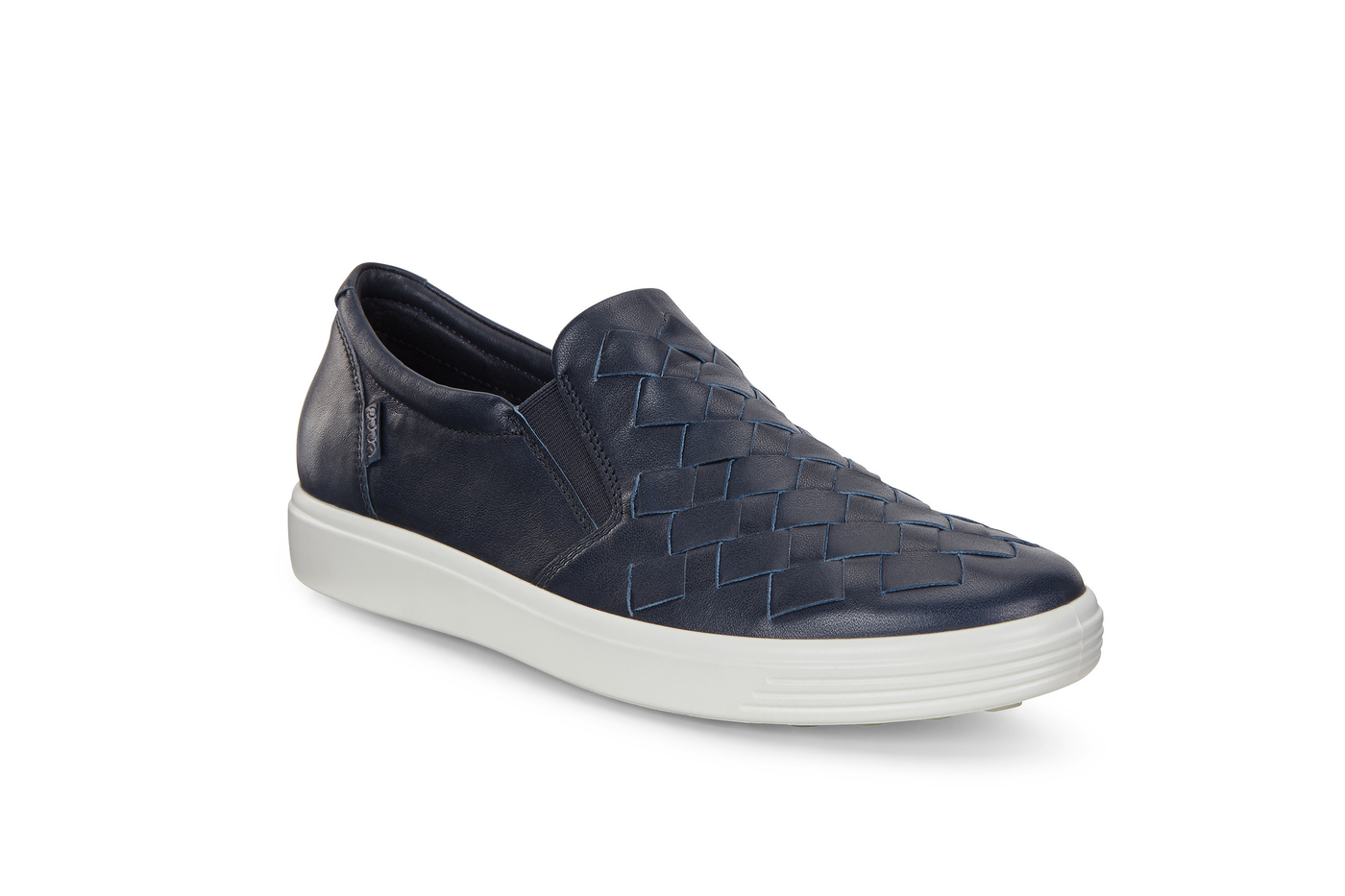 ECCO SOFT 7 Women's Woven Slip On