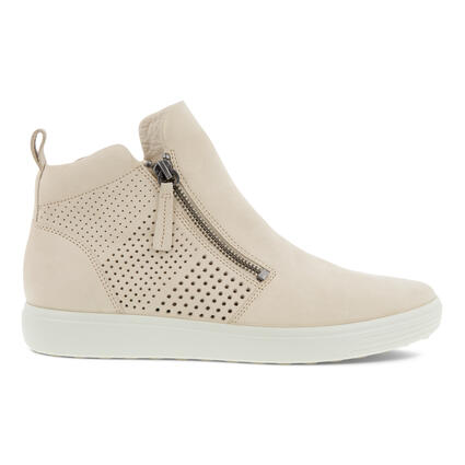 ECCO SOFT 7 Perforated Women's Ankle Boot