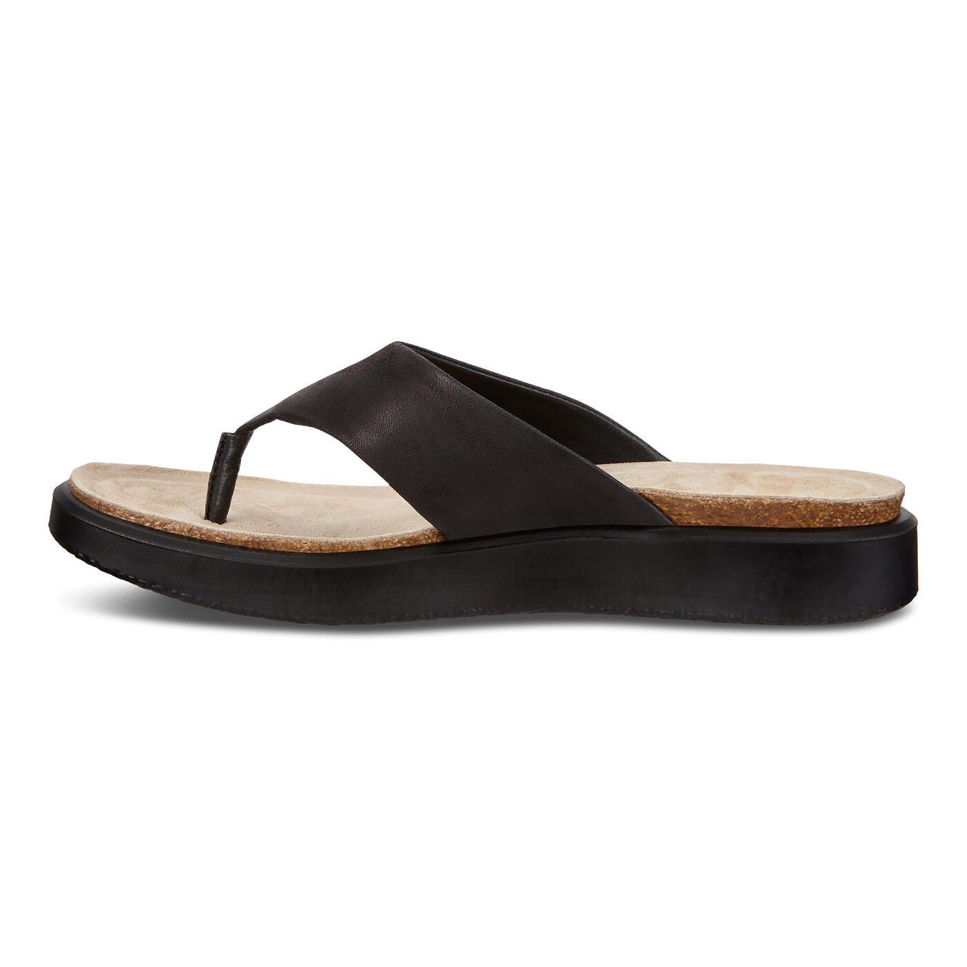Sandale thong ECCO CORKSPHERE pour femmes