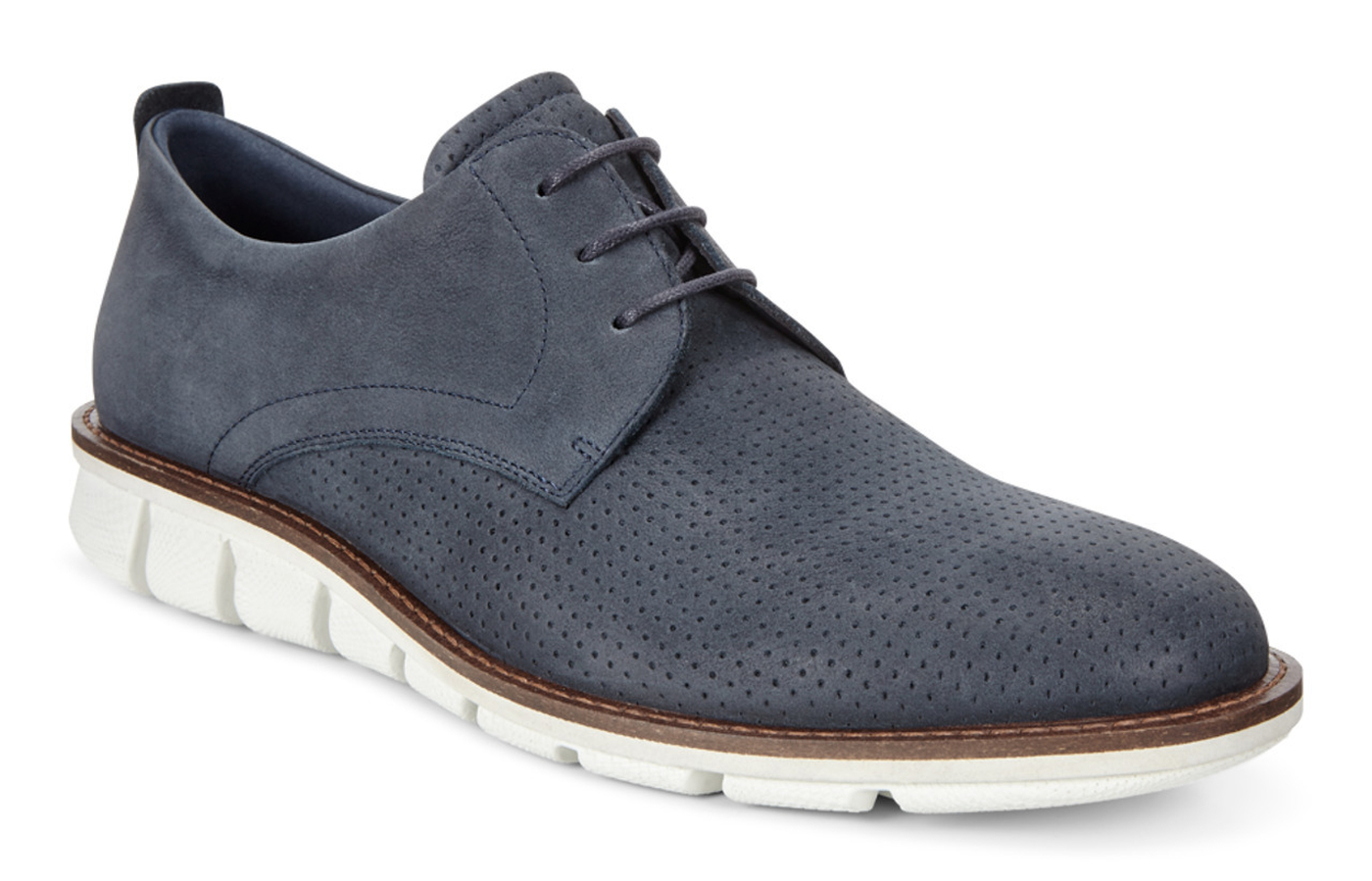 ECCO Jeremy Perforated Tie