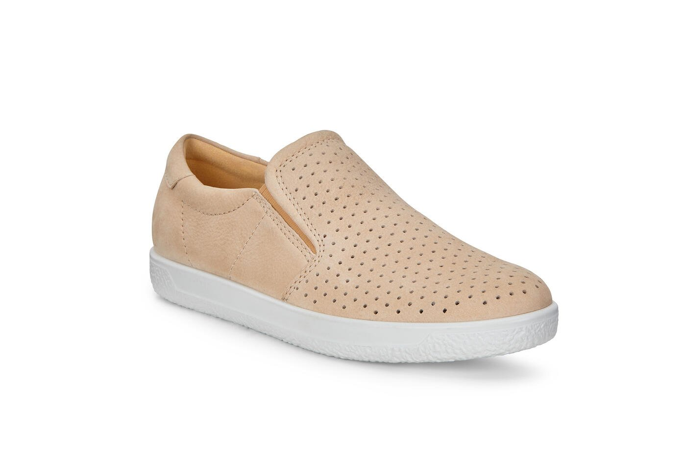 ECCO SOFT 1 Perf Women's Slip On