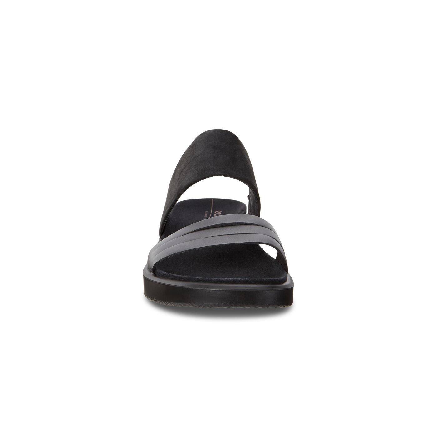 ECCO Flowt Women's Flat Slide Sandals