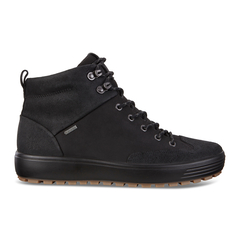 ECCO Mens Soft 7 TRED GTX High