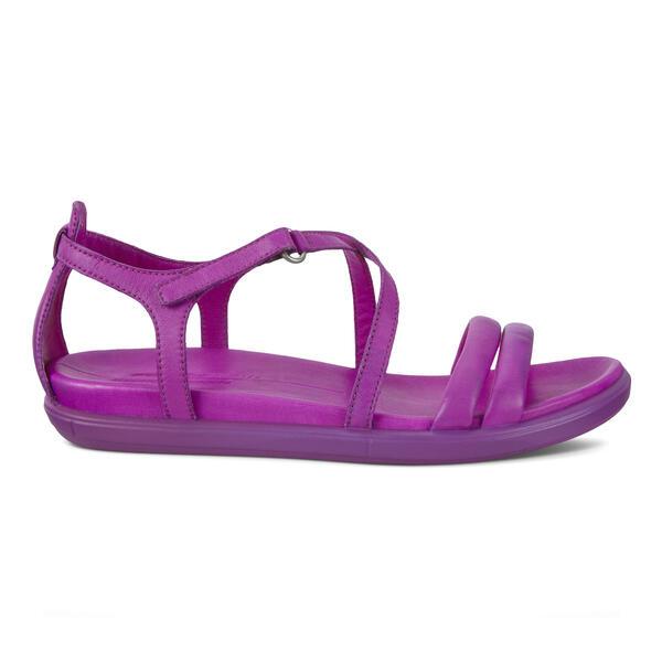 ECCO Simpil Women's Double Strap Flat Sandals