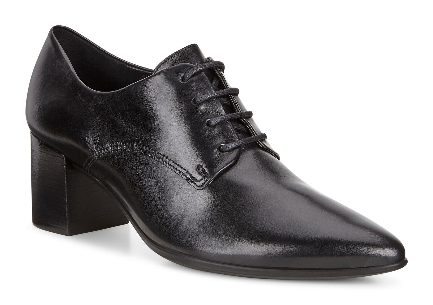 ECCO Shape 45 Block Heel Tie