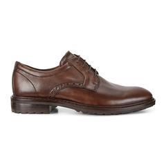 ECCO Vitrus I Plain Toe Tie Men's Dress Shoe