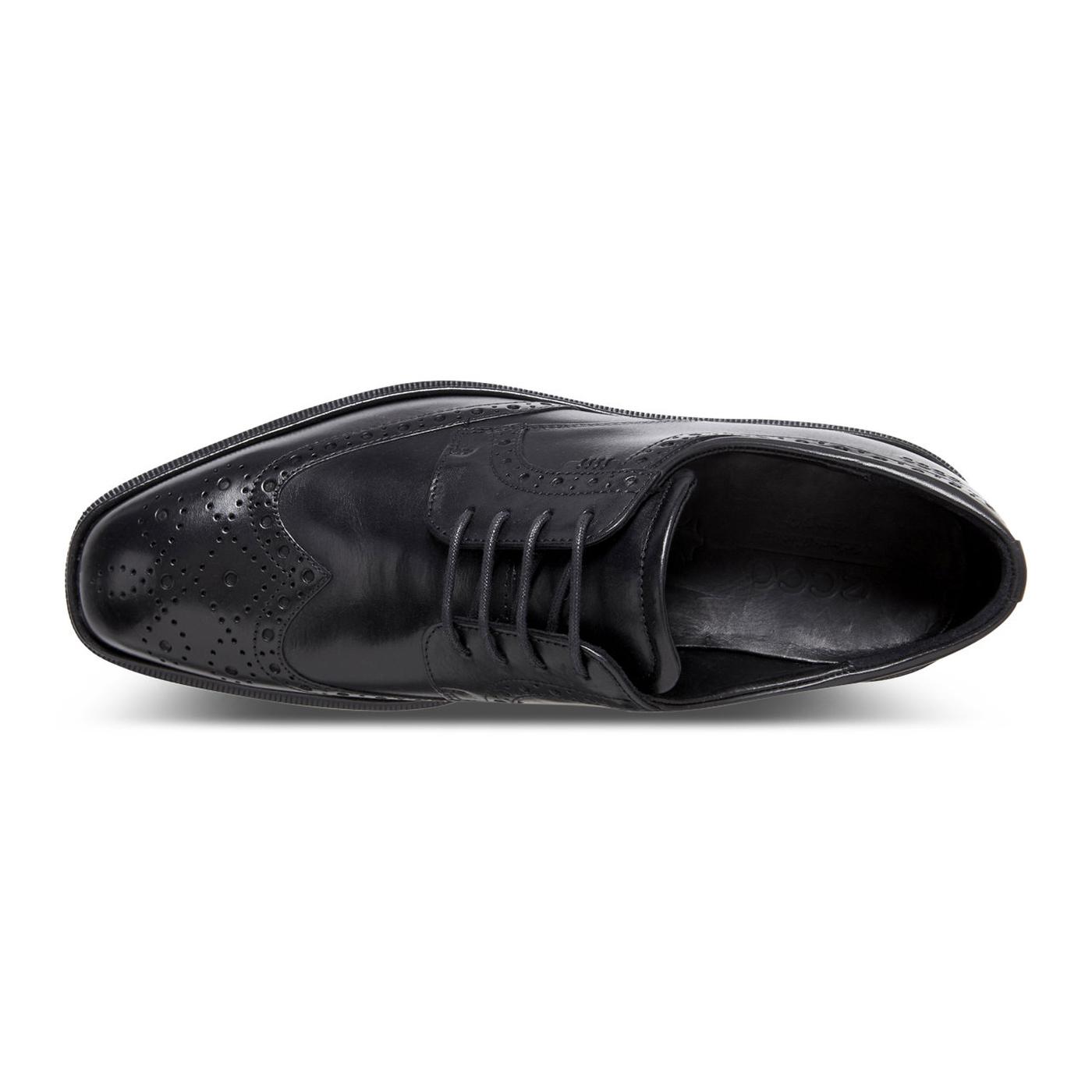 Chaussure lacée àbout rapporté ECCO Illinois