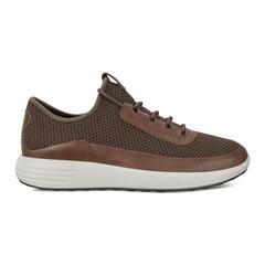 ECCO Soft 7 Runner Men's Mesh Sneakers