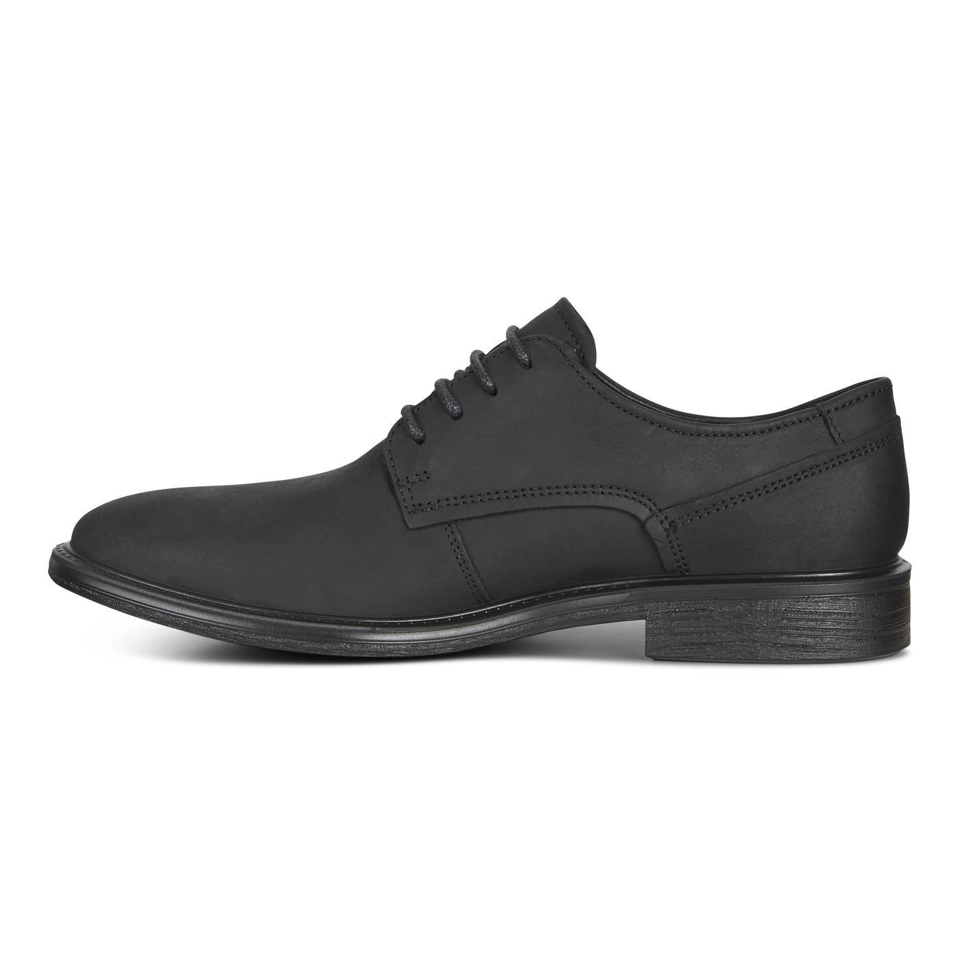 080d5d0f3a ECCO Knoxville Men's GTX Plain Toe Tie Shoes | ECCO® Shoes