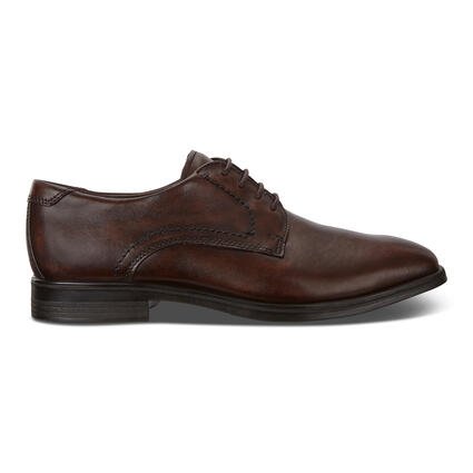 ECCO Melbourne Men's Lace-Up Derby Shoes