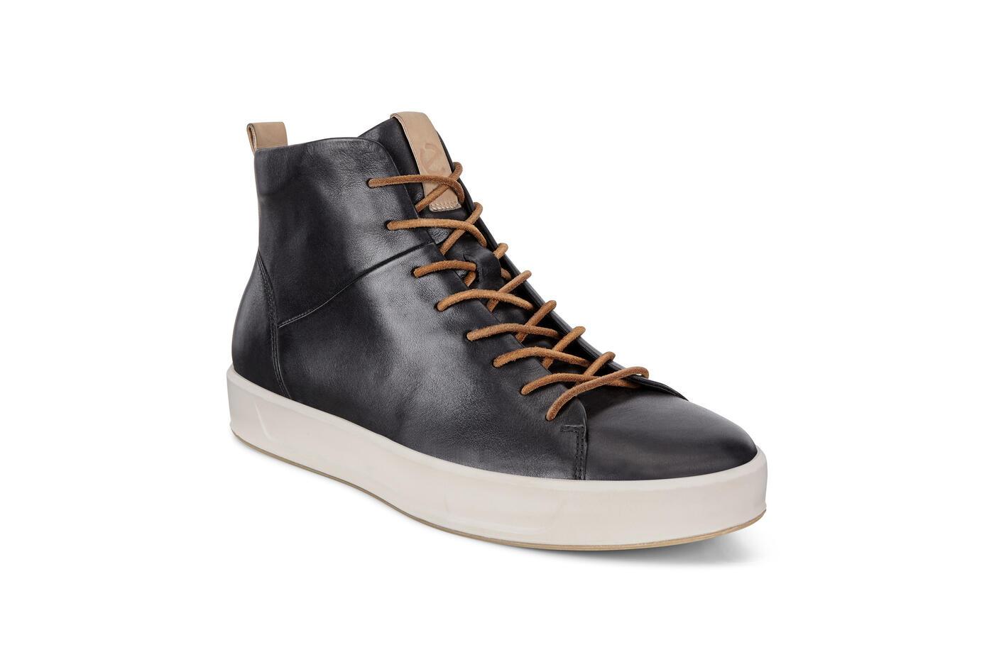 Chaussure montante ECCO SOFT 8 LX pour hommes