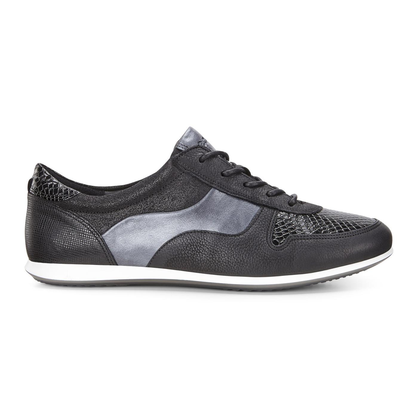 833db16636 ECCO Touch Sneaker Tie | Ladies | Casual Shoes | ECCO Canada