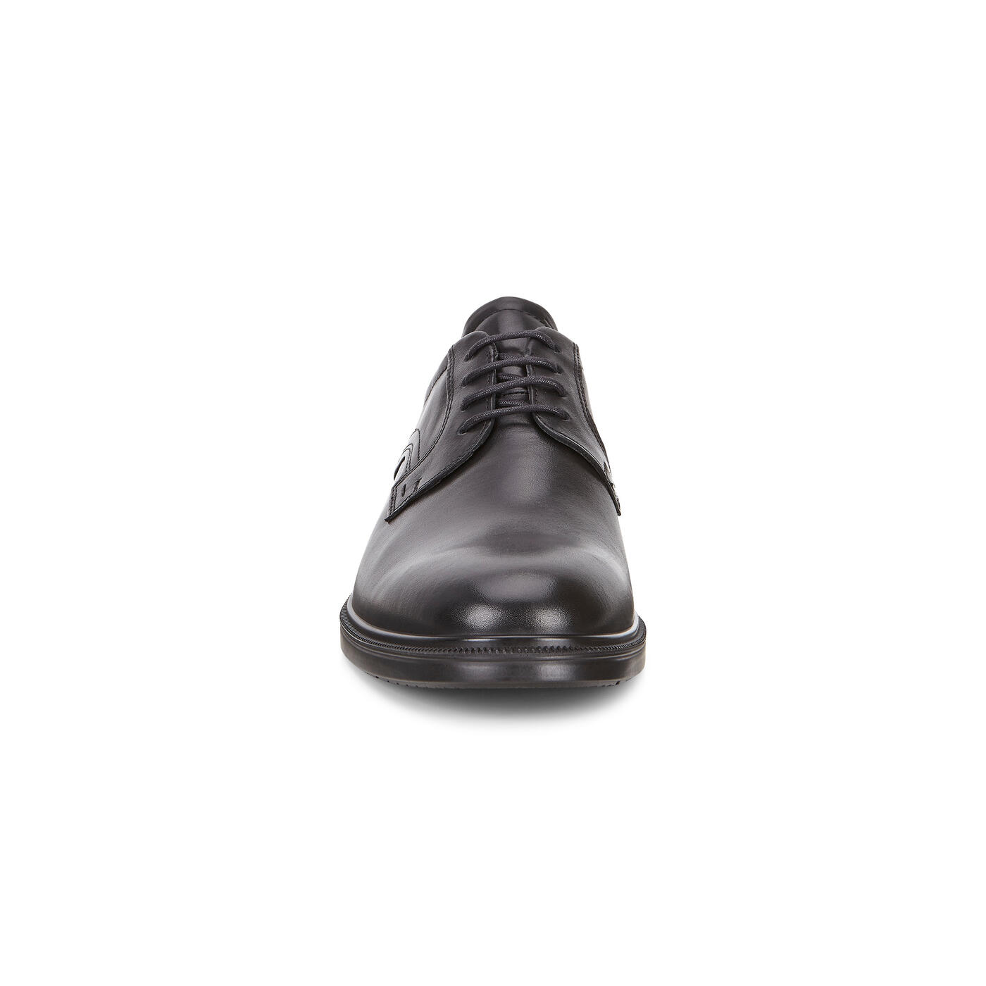 ECCO Lisbon Plain Toe Derby Shoes