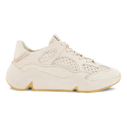 ECCO CHUNKY Women's Laced Sneakers