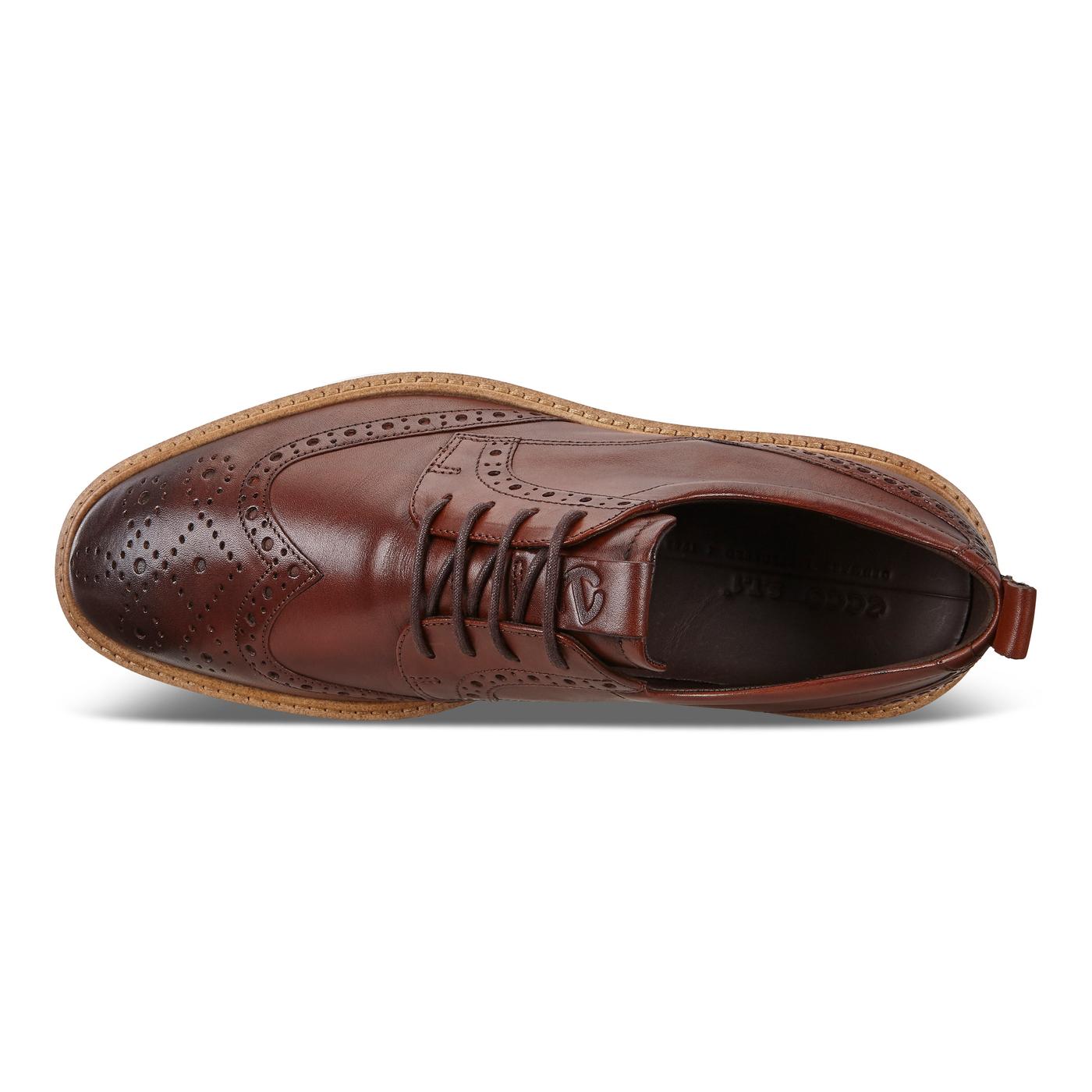 ECCO ST.1 HYBRID Wingtip Shoe