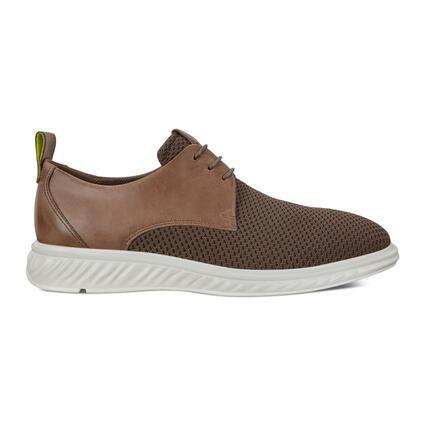 ECCO ST.1 Hybrid Lite Men's Textile Derby Shoes