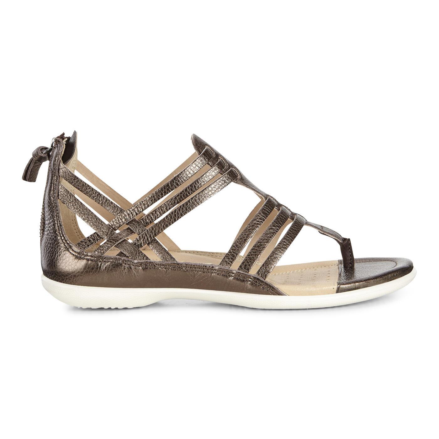 Sandale àlanières en T ECCO Flash