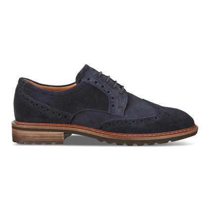 ECCO Vitrus I Wing Tip Tie Men's Shoes