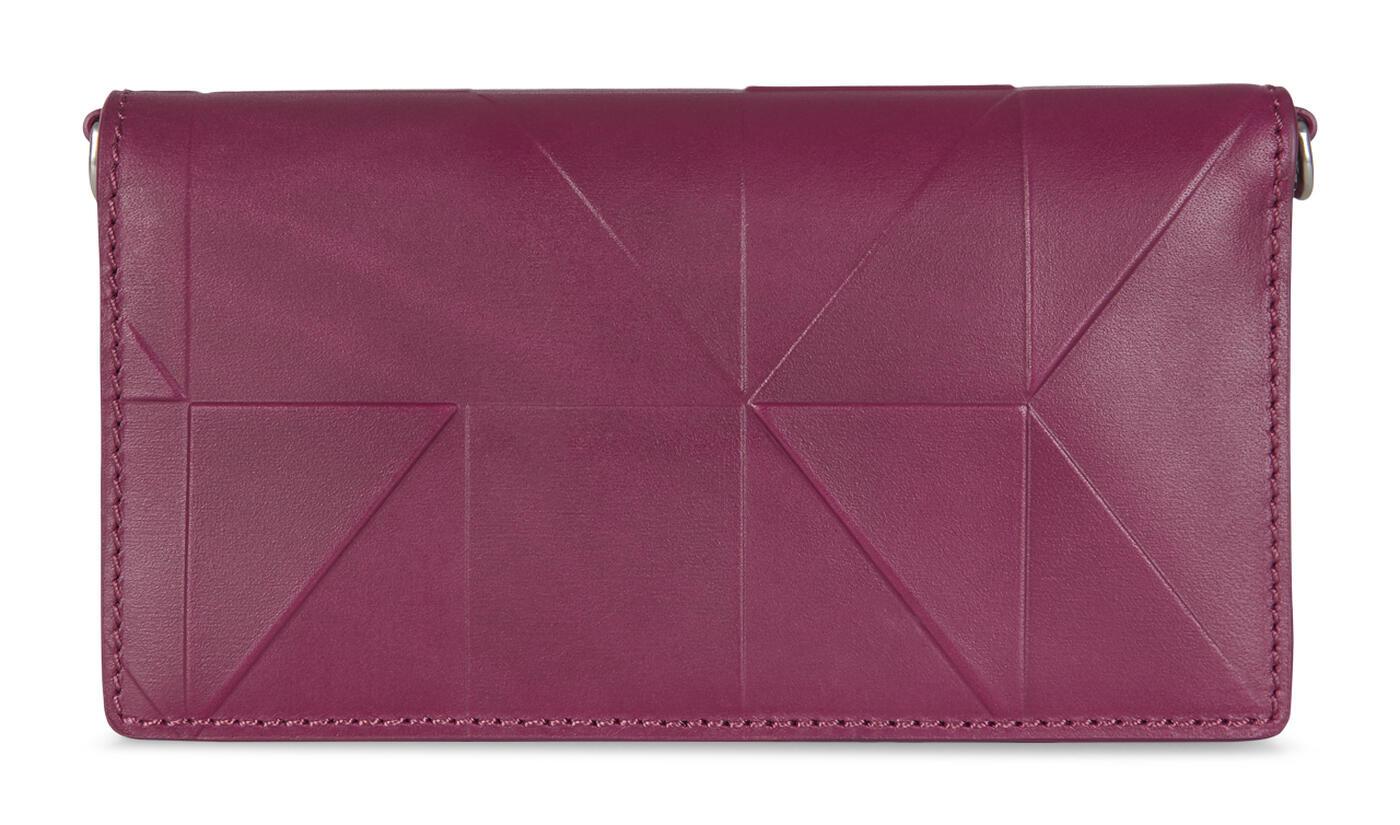 ECCO Geometrik Crossbody Wallet