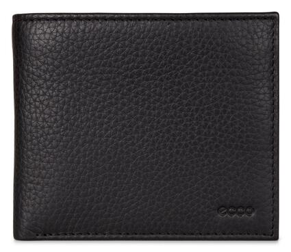 ECCO Sune Billfold Wallet Removable Card Case