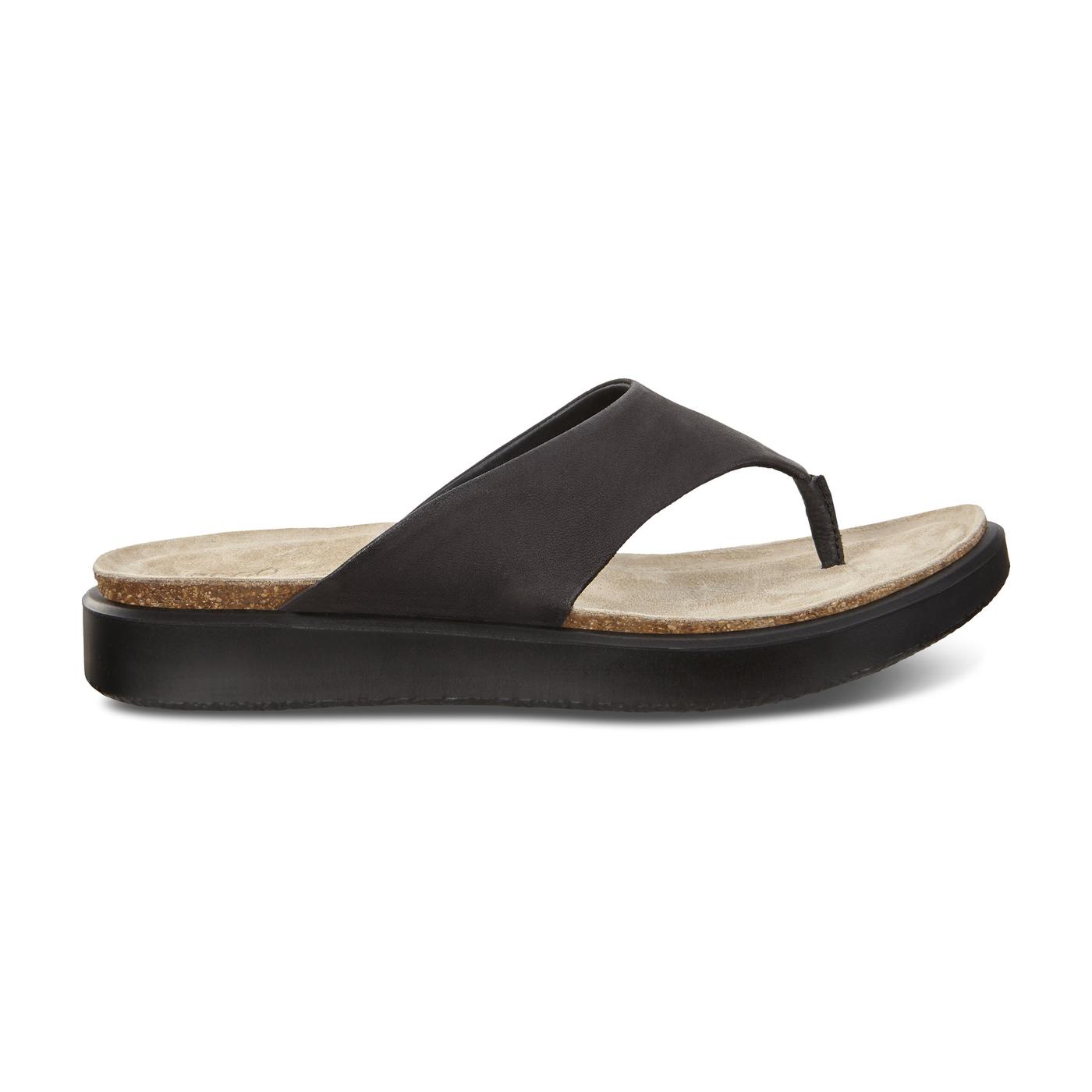 ECCO CORKSPHERE Women's Thong Sandal