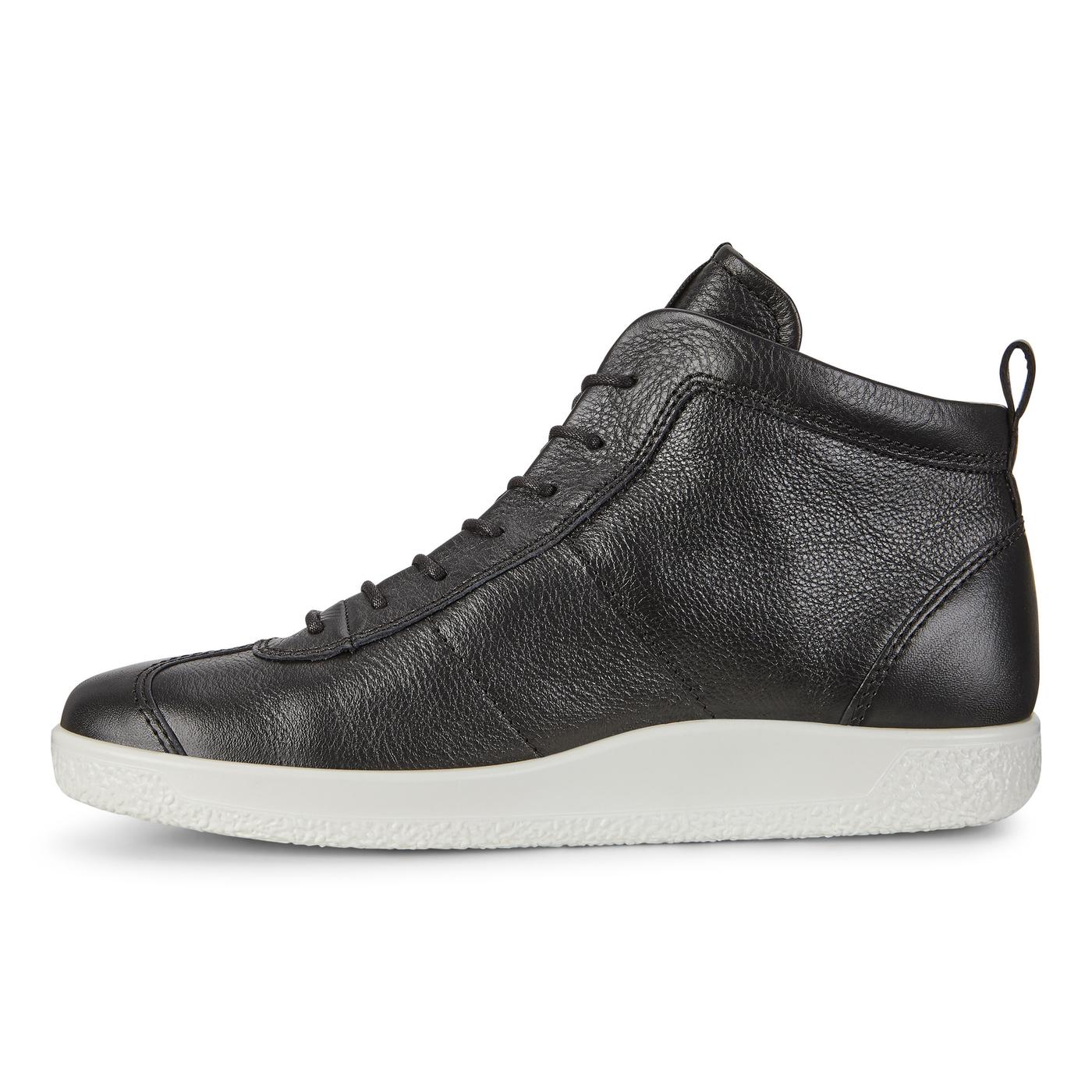 Chaussure montante ECCO Soft 1 pour hommes