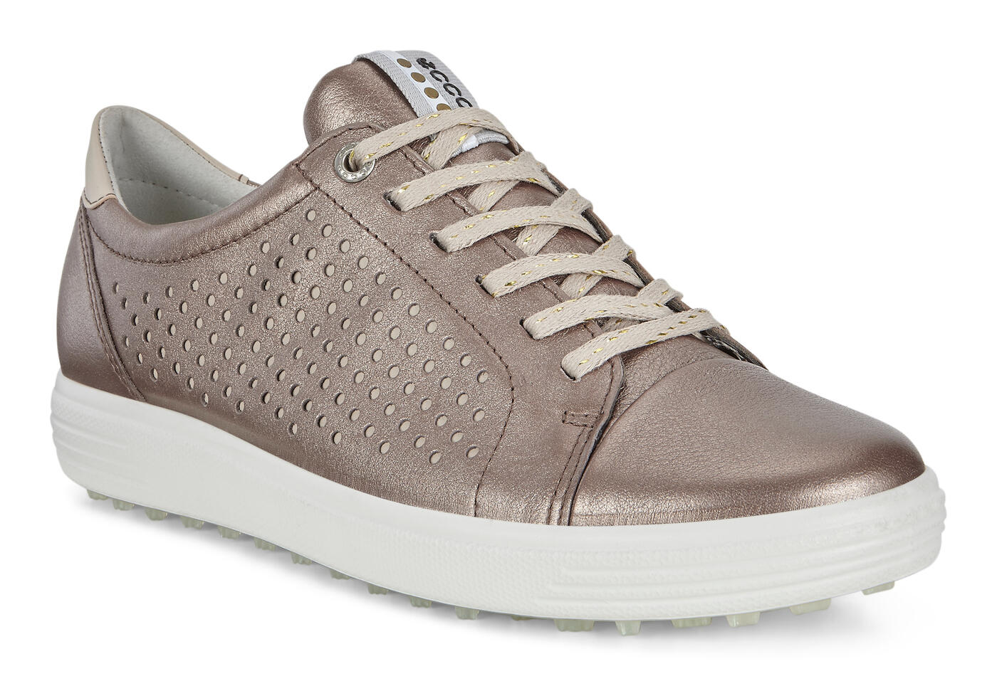 ECCO Womens Casual Hybrid Golf Shoe