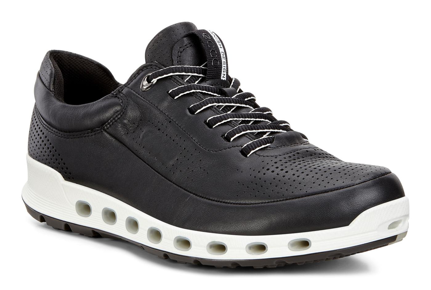 Sneaker ECCO Cool 2.0 GTX en cuir pour hommes