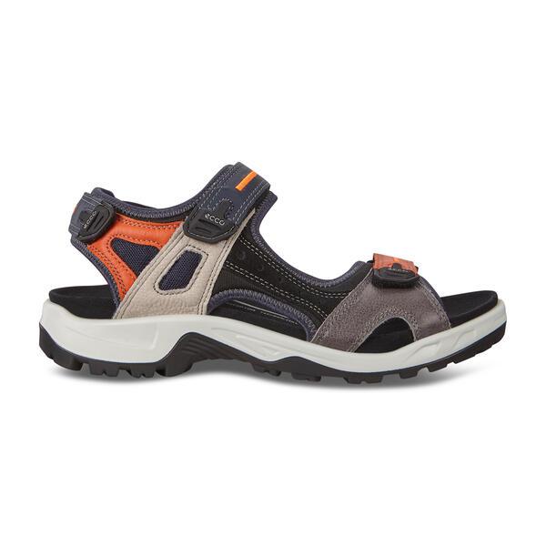 ECCO Yucatan Multicolor Men's Sandals