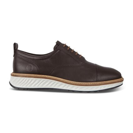 ECCO ST.1 Hybrid Cap-Toe Oxford Shoes
