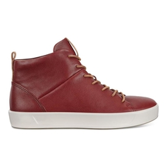 ECCO Womens Soft 8 High Top II