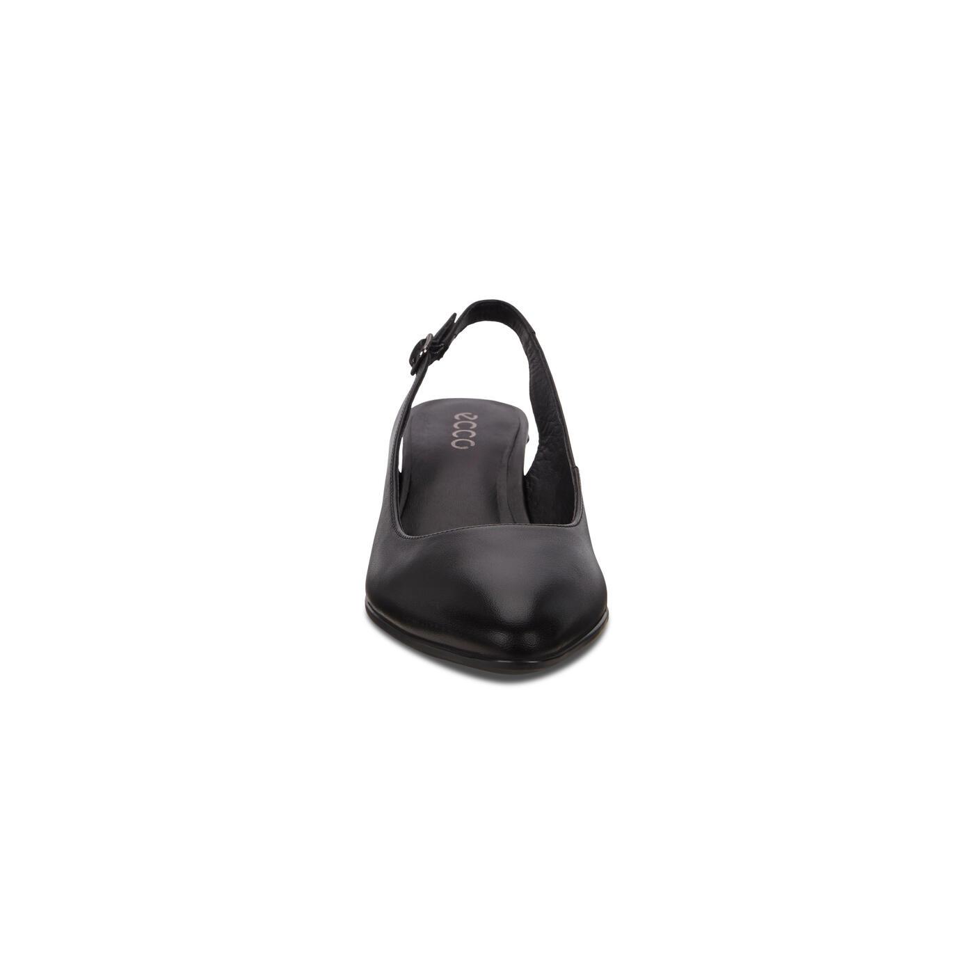 ECCO Shape 45 Pointy Sleek Slingbacks