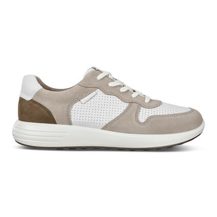 ECCO Soft 7 Runner Men's Perforated Sneakers