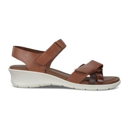 ECCO Felicia Adjustable Strap Sandals