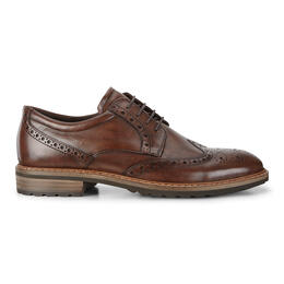 ECCO Vitrus I Wing Tip Tie Men's Shoes