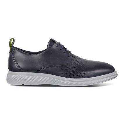 ECCO ST.1 Hybrid Lite Plain-Toe Derby Shoes