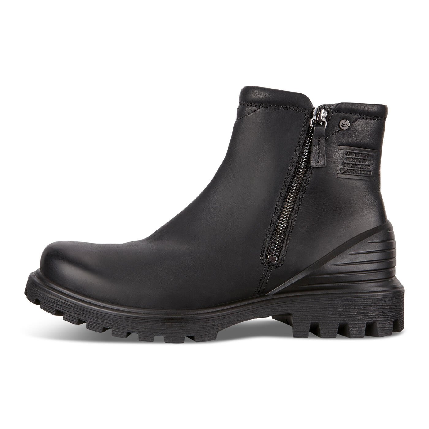 ECCO TREDTRAY Men's Zip Boot