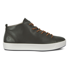 ECCO SOFT 8 DriTan Men's High Top Sneaker