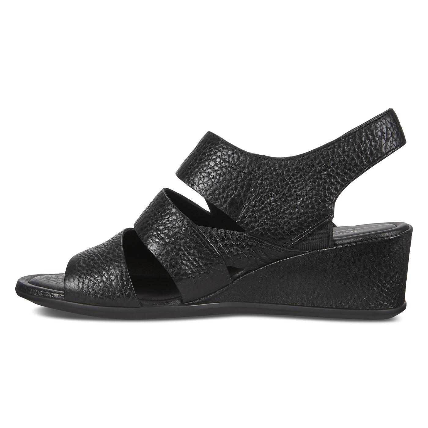 Sandale àtalon compensée ECCO SHAPE 35