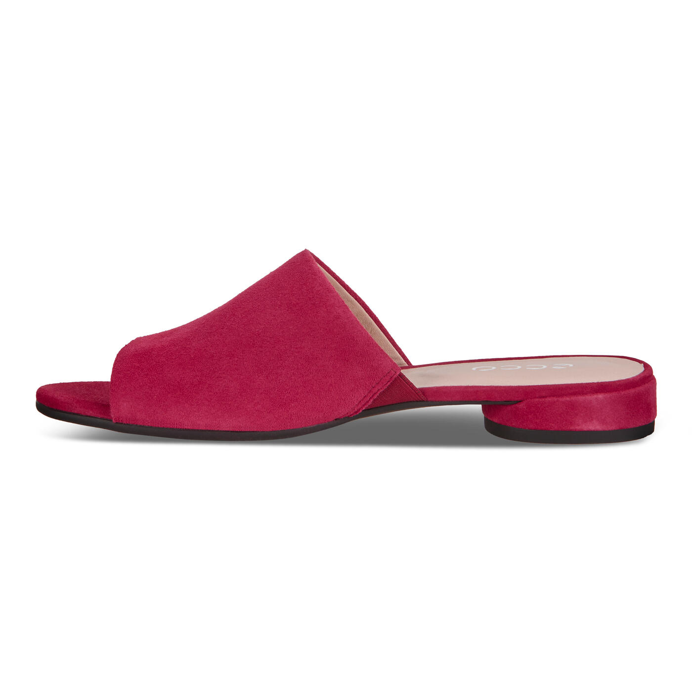ECCO Women's Flat Slide Sandals II