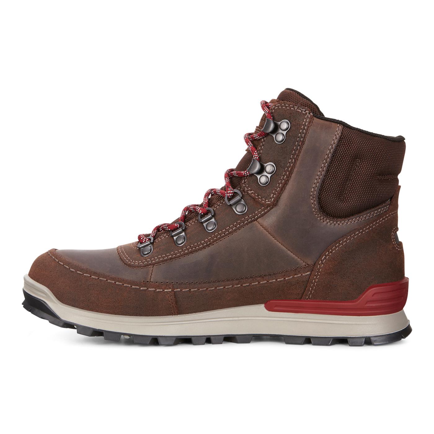 449324b2 ECCO Men's Oregon GTX High Top Outdoor Boot | ECCO® Shoes