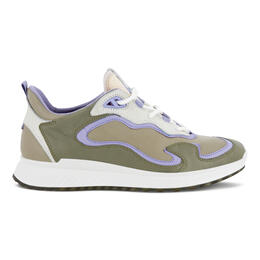 ECCO ST.1 Women's Sporty Laced Shoes