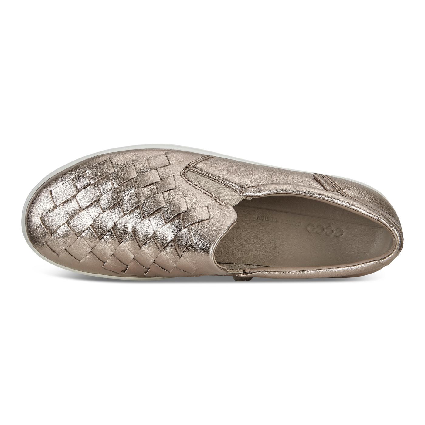 Sneaker slip-on ECCO SOFT 7 Woven pour femmes