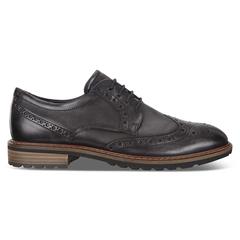 ECCO VITRUS I Wing Tip Tie Men's Dress Shoe