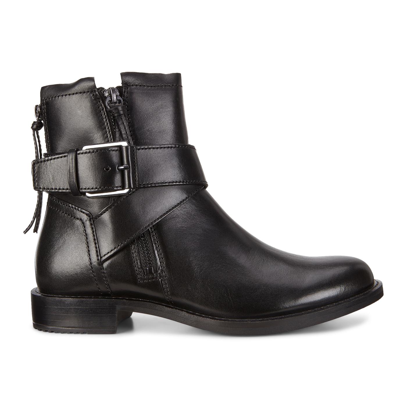 ECCO Shape 25 Buckle Boot