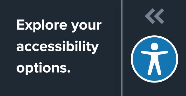 Accessibility Toggle